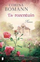 Boek cover De rozentuin van Corina Bomann