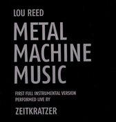 Play Lou Reed- Metal Machine Music