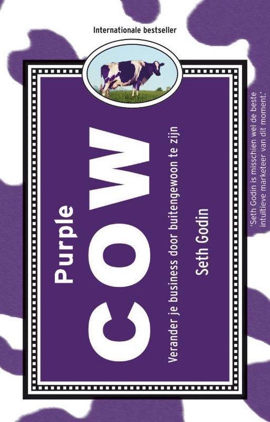 Afbeelding van Purple Cow