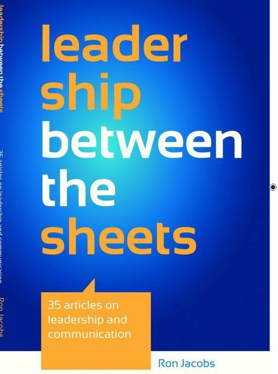 Leadership between the sheets
