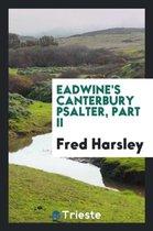 Eadwine's Canterbury Psalter, Part II