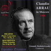 Claudio Arrau In Moscow | Legendary Treasures - Vo