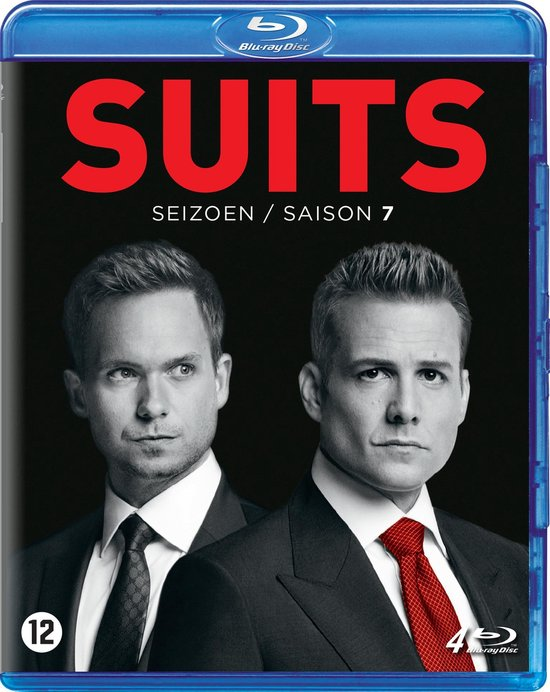 Suits - Seizoen 7 (Blu-ray)