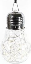 Countryfield - LED Lamp op batterij - Peer Hadlee XL - met Timer - Hoogte 25cm