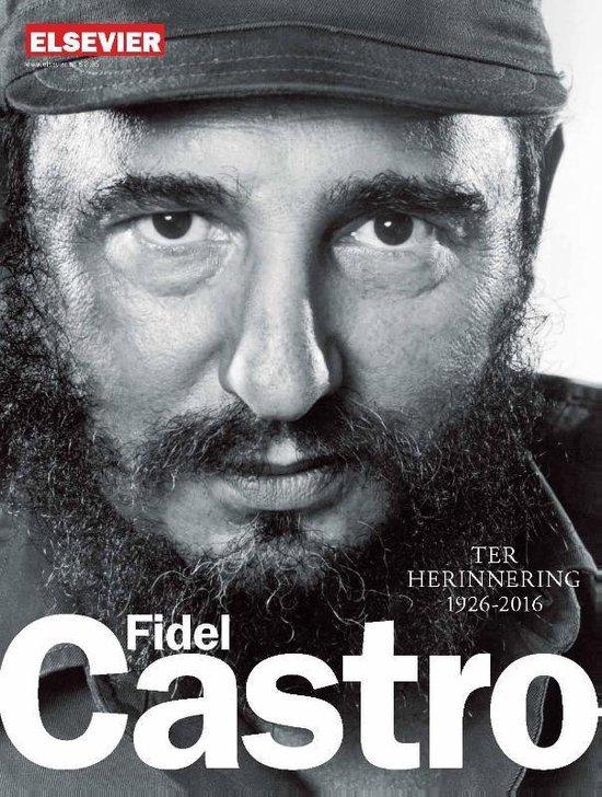 Fidel Castro - Edwin Koopman |