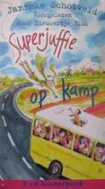 Superjuffie op Kamp (luisterboek)