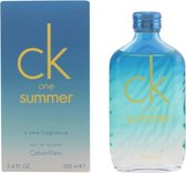 Calvin Klein - CK ONE SUMMER 2015 - eau de toilette - spray 100 ml