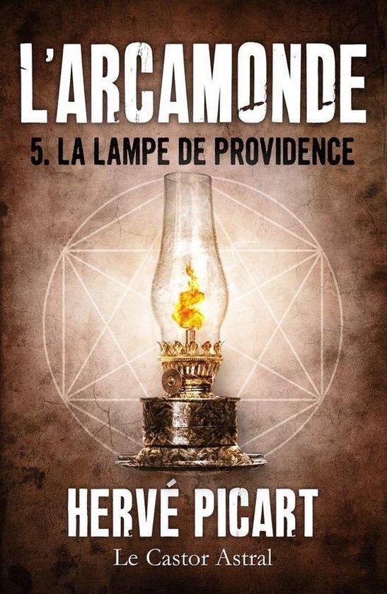 Omslag van La Lampe de Providence