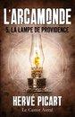 Omslag La Lampe de Providence