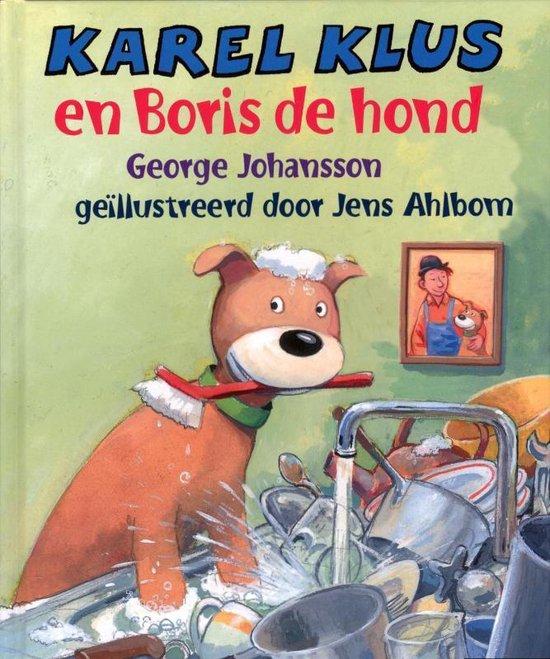 Karel Klus en Boris de hond - George Johansson pdf epub