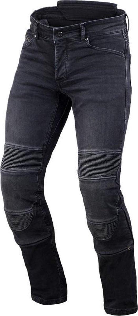 Macna Individi Black Motorcycle Jeans 32