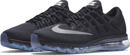 air max 2016 zwart heren