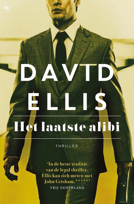 Het laatste alibi - David Ellis pdf epub