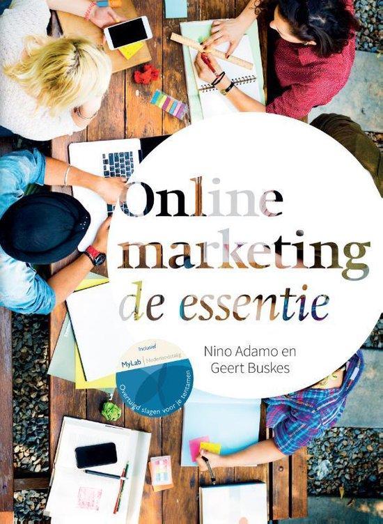 Online marketing, de essentie - Nino Adamo |