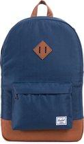 Herschel Laptoprugzak Heritage - blauw