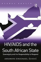 Omslag HIV/AIDS and the South African State