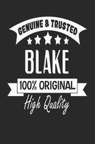 Genuine & Trusted Blake 100% Original High Quality