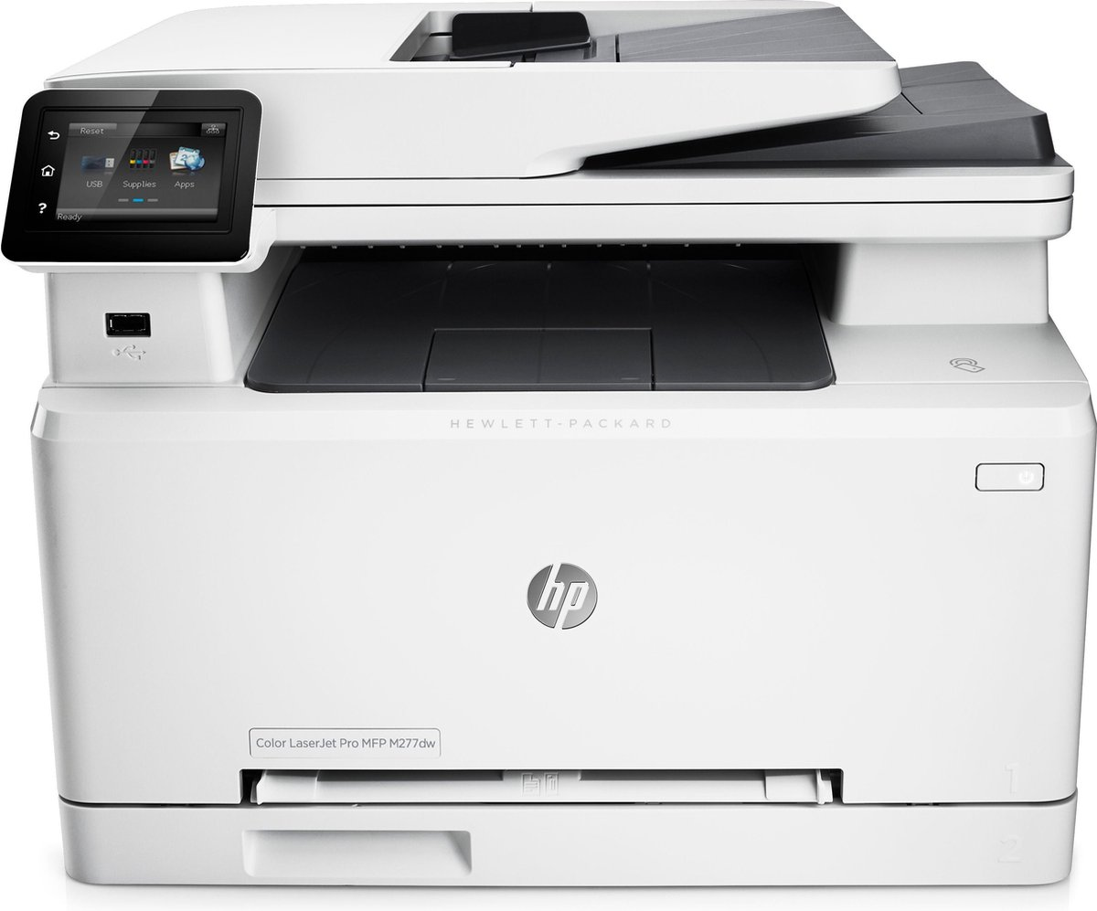 HP Color LaserJet Pro MFP M277dw - Laserprinter - HP