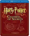 Harry Potter and the Chamber of Secrets (Blu-ray) (Limited Edition Steelbook)