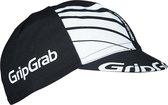 GripGrab Cycling Cap Fietspet - One Size - Zwart/Wit