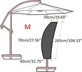 Parasolhoes voor zweefparasol - 265 cm Premium Qua