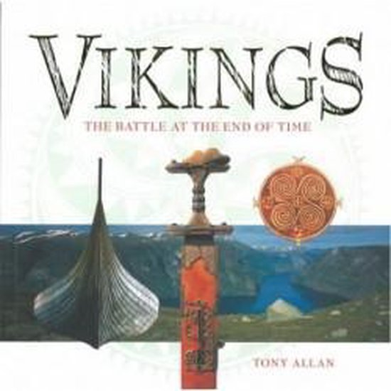 De vikingen - Tony Allan |