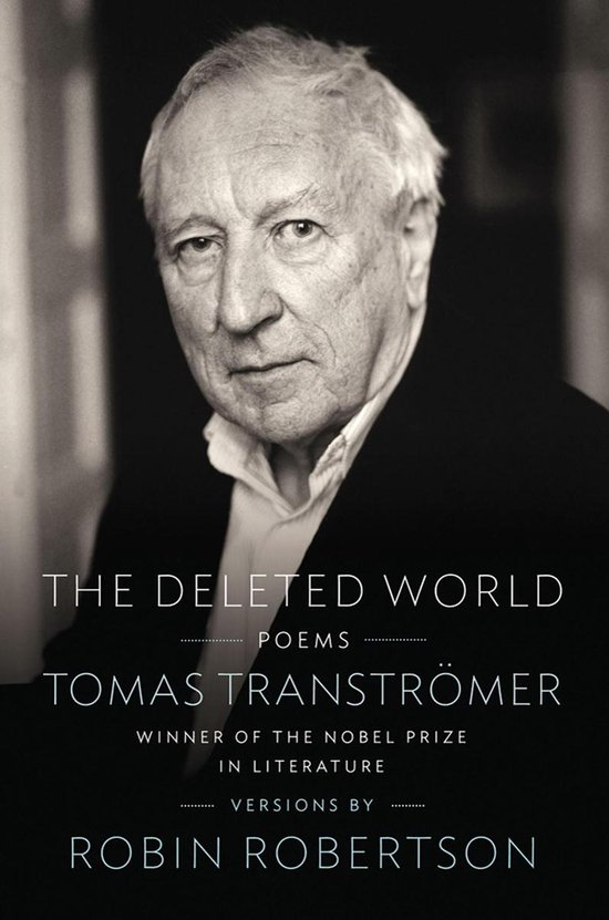 Boek cover The Deleted World van Tomas Transtromer