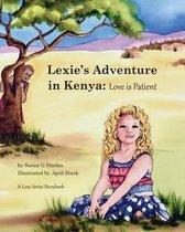 Lexie's Adventure in Kenya
