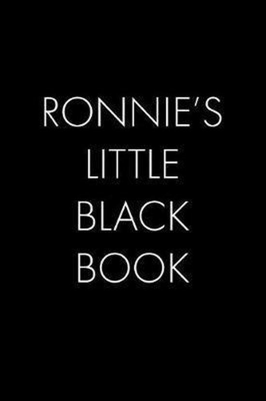 Ronnie's Little Black Book
