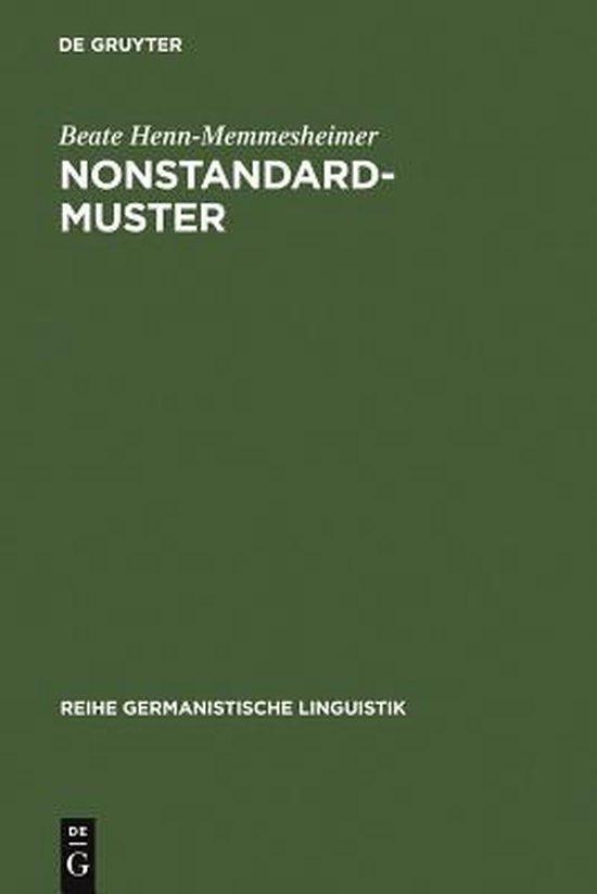 Nonstandardmuster