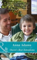 Owen's Best Intentions (Mills & Boon Heartwarming) (Smoky Mountains, Tennessee, Book 2)