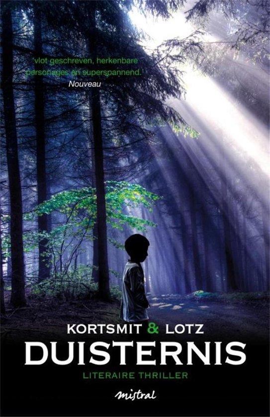 Boek cover Duisternis van Simone Kortsmit (Onbekend)