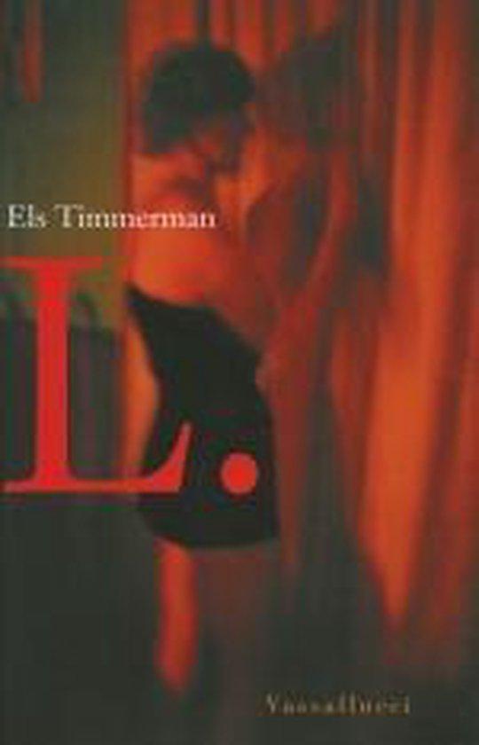 Boek cover L. van Els Timmerman (Hardcover)