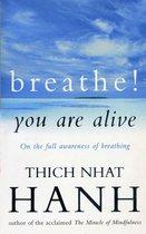 Omslag Breathe! You Are Alive