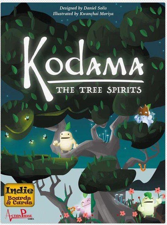 Afbeelding van het spel Kodama - The Tree Spirits