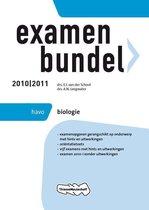 Examenbundel HAVO biologie 2010/2011