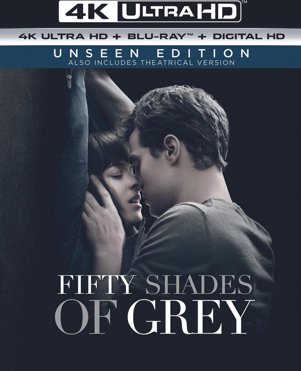Fifty Shades of Grey (4K Ultra HD Blu-ray)-