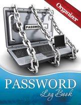 Password Log Book (Internet Password Organizer)