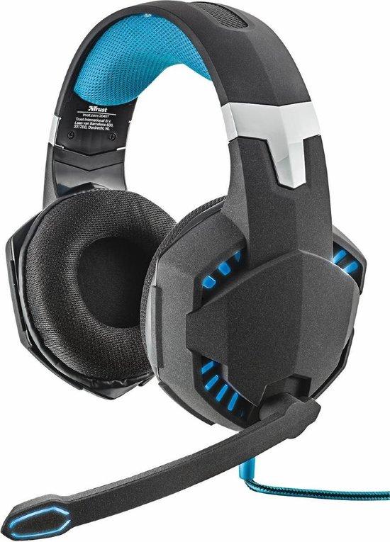 GXT 363 Hawk - 7.1 Vibration Gaming Headset - PC
