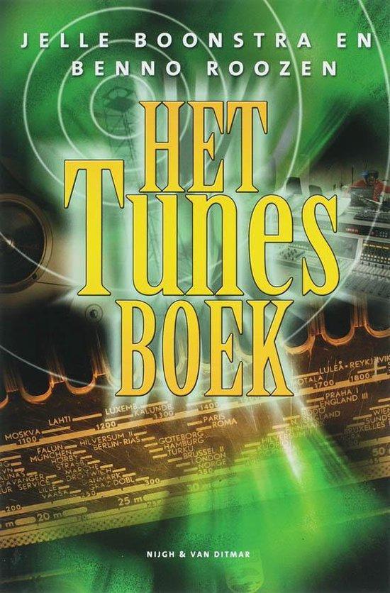Het Tunes Boek - Jelle Boonstra |