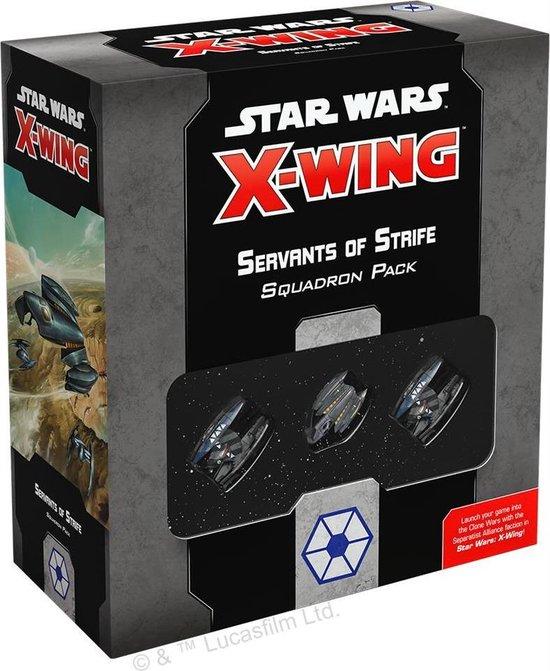 Afbeelding van het spel Star Wars X-wing 2.0 Servants of Strife