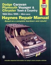 Dodge Caravan, Plymouth Voyager And Chrysler Town & Country Mini-Vans (84 - 95)