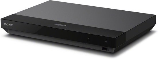 Sony UBP-X500 - Blu-Ray-speler - 4K Ultra HD