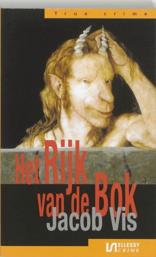 Cover van het boek 'Het Rijk van de Bok'