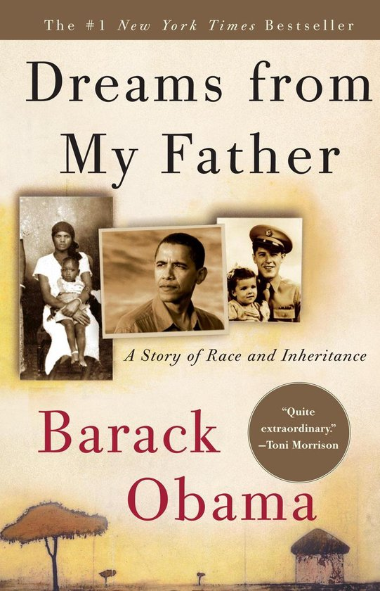 Boek cover Dreams from My Father van Barack Obama