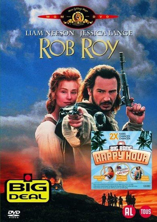 Cover van de film 'Rob Roy'