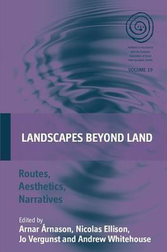 Boek cover Landscapes Beyond Land van Arnar Arnason (Paperback)