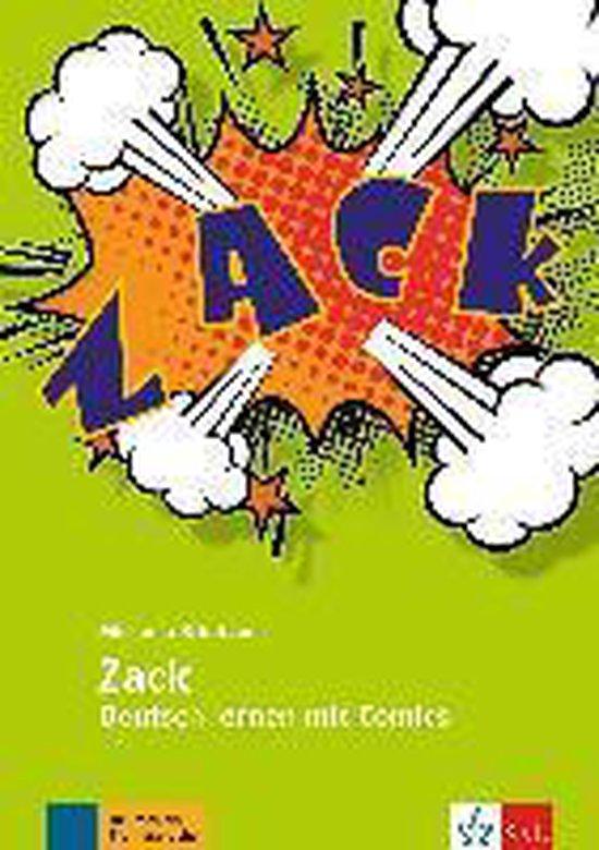 Zack Deutsch lernen mit Comics