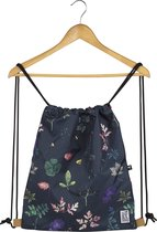 The Pack Society Gymtas - Dark Floral Allover