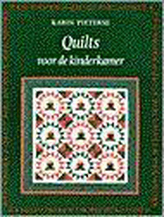 Quilts voor de kinderkamer - Karin Pieterse  